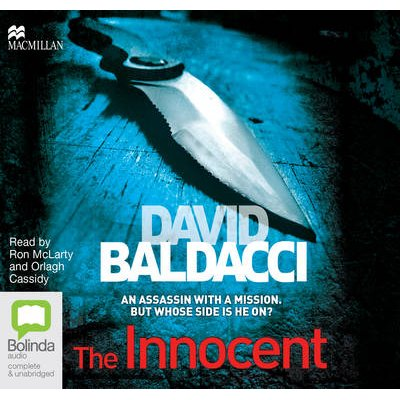 The Innocent (Standard format, CD, Unabridged): David Baldacci