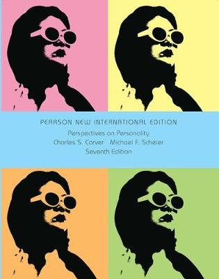 Perspectives on Personality: Pearson New International Edition (Paperback, 7th edition): Charles Carver, Michael Scheier