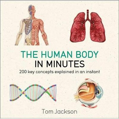 The Human Body in Minutes (Paperback): Tom Jackson