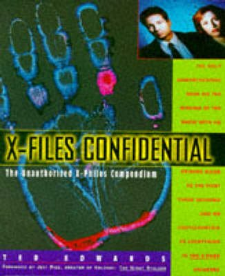 """X-files"" Confidential (Paperback, Television tie-in edition): Ted Edwards"