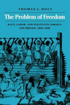 The Problem of Freedom - Race, Labor, and Politics in Jamaica and Britain, 1832-1938 (Paperback): Thomas C. Holt