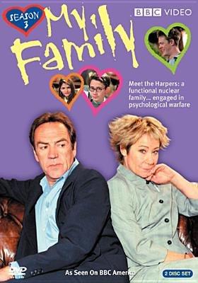 My Family - Season 3 (Region 1 Import DVD):