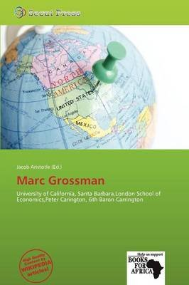Marc Grossman (Paperback): Jacob Aristotle