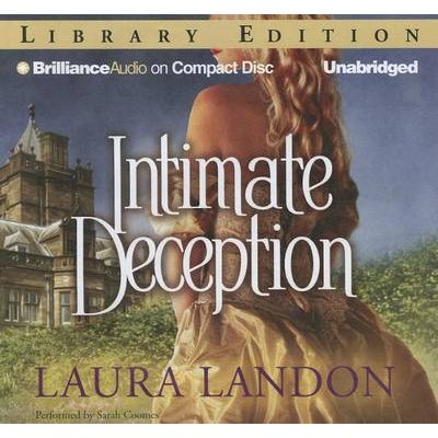 Intimate Deception (Standard format, CD, Library ed.): Laura Landon