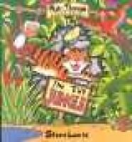 In the Jungle - Peek-Through Board Books (Hardcover, illustrated edition): Steve Lavis