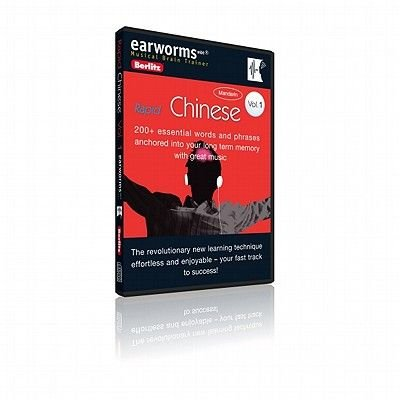 Berlitz Language: Rapid Mandarin Chinese, v. 1 (Chinese, Ansus, English, CD, 2):