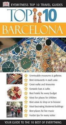 Top 10 Barcelona (Paperback): Annelise Sorensen, Ryan Chandler