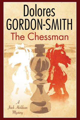 The Chessman - A British Mystery Set in the 1920s (Large print, Hardcover, Large type / large print edition): Dolores...