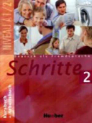 Schritte - Kurs- Und Arbeitsbuch 2 (German, Paperback):