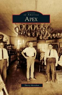 Apex (Hardcover): Sherry Monahan