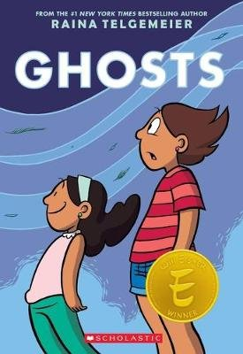 Ghosts (Paperback): Raina Telgemeier