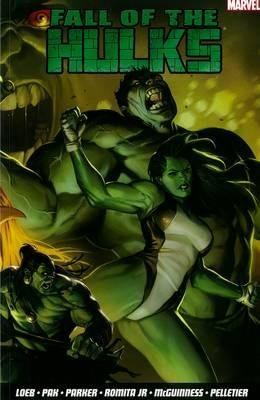 Fall Of The Hulks Vol.1 (Paperback): Jeff Parker
