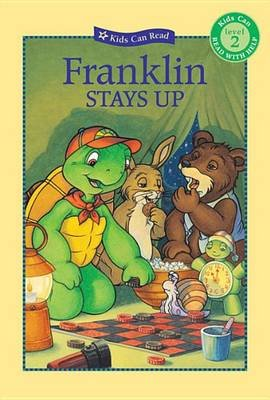 Franklin Stays Up (Paperback): Sharon Jennings