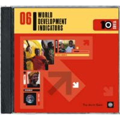 World Development Indicators 2006 - Single-user CD-Rom (CD-ROM): World Bank Group