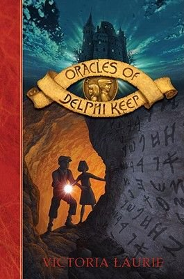 Oracles of Delphi Keep (Hardcover): Victoria Laurie