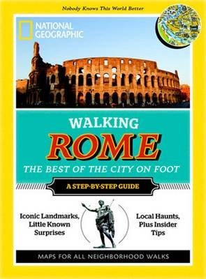 Walking Rome (Paperback): National Geographic