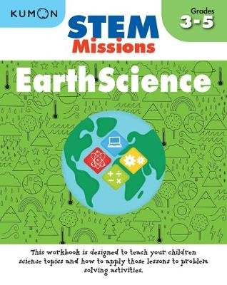 STEM Missions: Earth Science (Paperback): Kumon