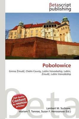 Pobo Owice (Paperback): Lambert M. Surhone, Mariam T. Tennoe, Susan F. Henssonow