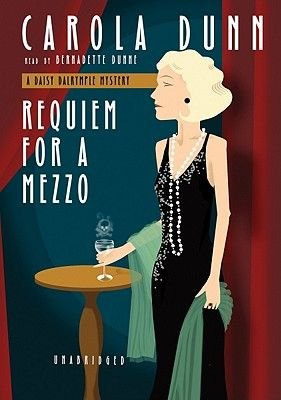 Requiem for a Mezzo (Standard format, CD): Carola Dunn