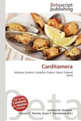 Carditamera (Paperback): Lambert M. Surhone, Mariam T. Tennoe, Susan F. Henssonow