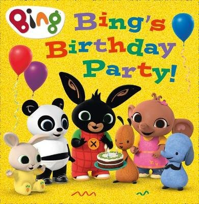 Bing's Birthday Party! (Paperback):