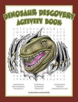 Dinosaur Discovery Activity Book (Paperback): Brett Ortler