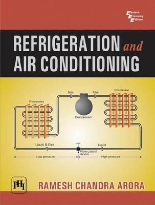Refrigeration and Airconditioning (Paperback): Ahmadul Ameen, Ramesh Chandra Arora