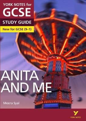 Anita and Me: York Notes for GCSE (9-1) (Paperback): Steve Eddy