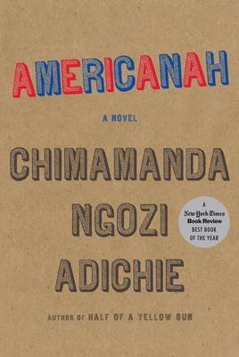 Americanah (Large print, Hardcover, large type edition): Chimamanda Ngozi Adichie