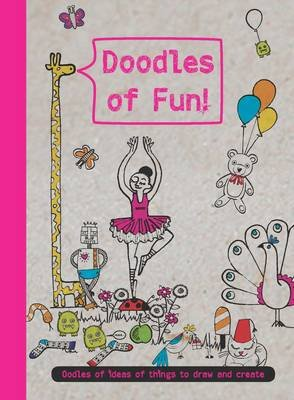 Doodles of Fun! (Paperback):