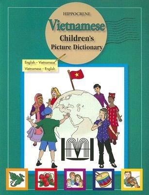 Vietnamese Children's Picture Dictionary (English, Vietnamese, Paperback): Hippocrene Books