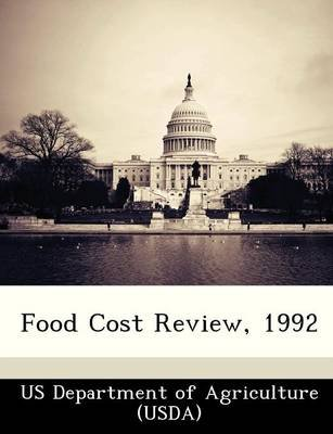 Food Cost Review, 1992 (Paperback):