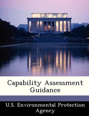 Capability Assessment Guidance (Paperback):