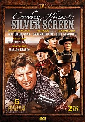 Cowboy Heroes of the Silver Screen (Region 1 Import DVD):