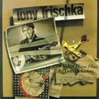 Tony Trischka - Robot Plane Flies Over Arkansas (CD, Imported): Tony Trischka