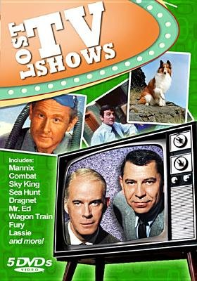 Lost TV Shows (Region 1 Import DVD):