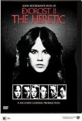 Exorcist II: The Heretic (Region 1 Import DVD): John Boorman, Richard Boorman Burton