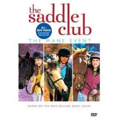 Bennett,Sophie - Saddle Club-Mane Event (Region 1 Import DVD): Bennett,Sophie