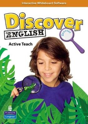 Discover English Global Starter Active Teach (CD-ROM):