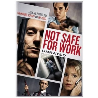 Not Safe For Work (Region 1 Import DVD):