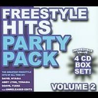 Freestyle Hits Party Pack 2 (CD): Various Artists