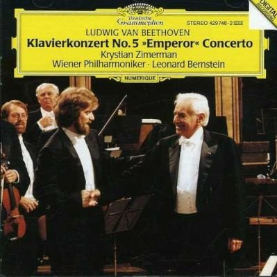 Piano Concerto No.5 (Zimerman) [european Import] (CD, Imported):