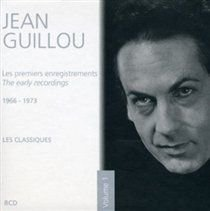 Various Composers - Jean Guillou: The Early Recordings 1966-1973 (CD, Boxed set): Jean Guillou, Various Composers