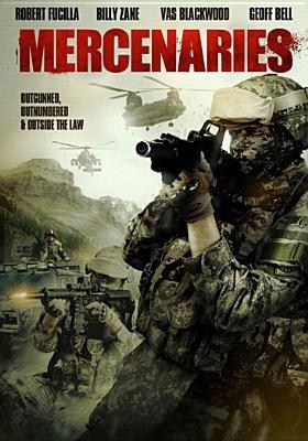 Mercenaries (Region 1 Import DVD): Billy Zane, Geoff Bell, Stewart Scudamore