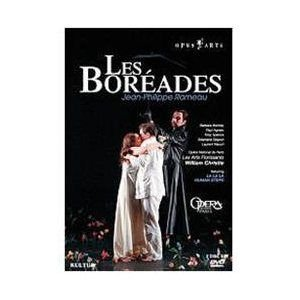 Various Artists - Les Boreades-Jean-Philippe Rameau/Opera National De Paris (Region 1 Import DVD): Paul Agnew, Laurent Naori,...