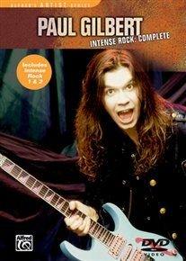 Paul Gilbert: Intense Rock - Complete (DVD): Gilbert Paul