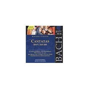 J. S Bach - Church Cantatas-Vol. 50 (CD): J. S Bach