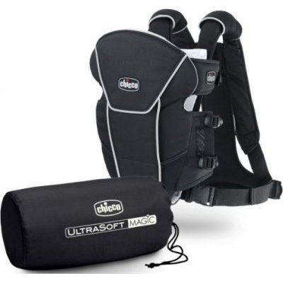 Chicco Ultrasoft Baby Carrier Black