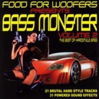 Bass Monster 2 (CD): Various Artists
