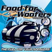 Food for Woofers 2: Fuel for Your Speakers (CD): Various Artists